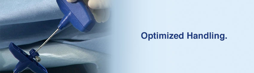 Optimized Handling Bone Biopsy Laurane Medical, Controlled Hard Bone Access, Bone Biopsy, Bone Sampling, Optimized Handling